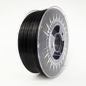 Filament Devil Design PLA 1,75 mm Black/ Czarny 1 kg