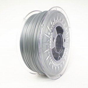 Filament Devil Design PLA 1,75 mm Aluminium 1 kg