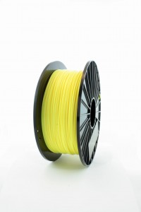 PLA F3D 1,75mm Neon Żółty / Neon  Yellow 1kg 1,75mm  (1)