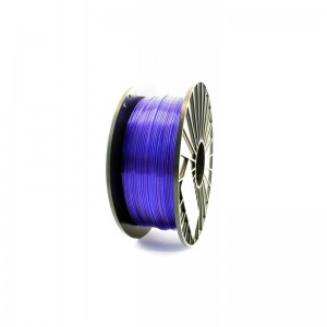 F3D Filament PET-G Transparent Blue 1kg