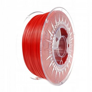 Devil Design TPU Red / Czerwony 1,75 mm 1 kg