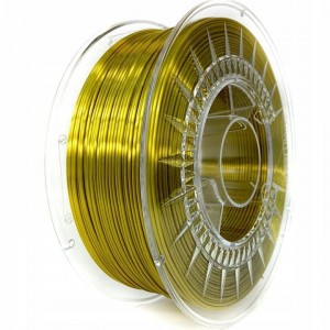 Filament Devil Design PLA SILK Gold/Złoty 1,75 mm 1 kg
