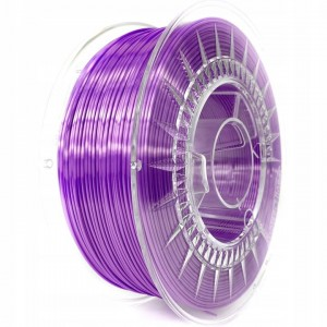 Filament Devil Design PLA SILK Violet / Fioletowy 1,75 mm 1 kg