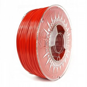 Filament Devil Design  ABS+ 1,75 mm Red / Czerwony 1 kg