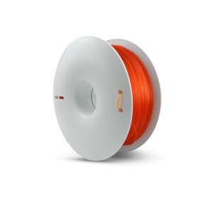 Fiberlogy Easy PET-G Orange / Pomarańczowy Transparent 1,75 mm 0,85 kg