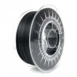 Filament Devil Design PLA MATT Black/Czarny 1,75 mm 1 kg