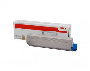 Toner OKI black | 3500str | C332/MC363 46508712
