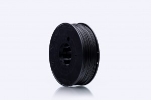 Print-Me Filament EcoLine PLA Czarny / Anthracite Back 0,25kg 1,75mm