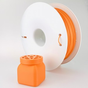 Filament Fiberlogy  PP Polipropylen Orange/Pomarańczowy 1,75 mm 0,75 kg