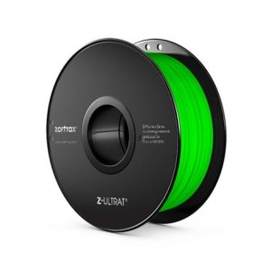 Filament Z-Ultrat Neon Green Zortrax M200/ M200 Plus