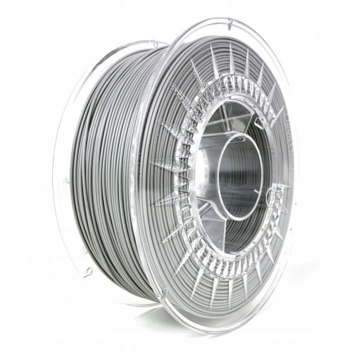 Filament Devil Design PLA MATT Gray/Szary 1,75 mm 1 kg